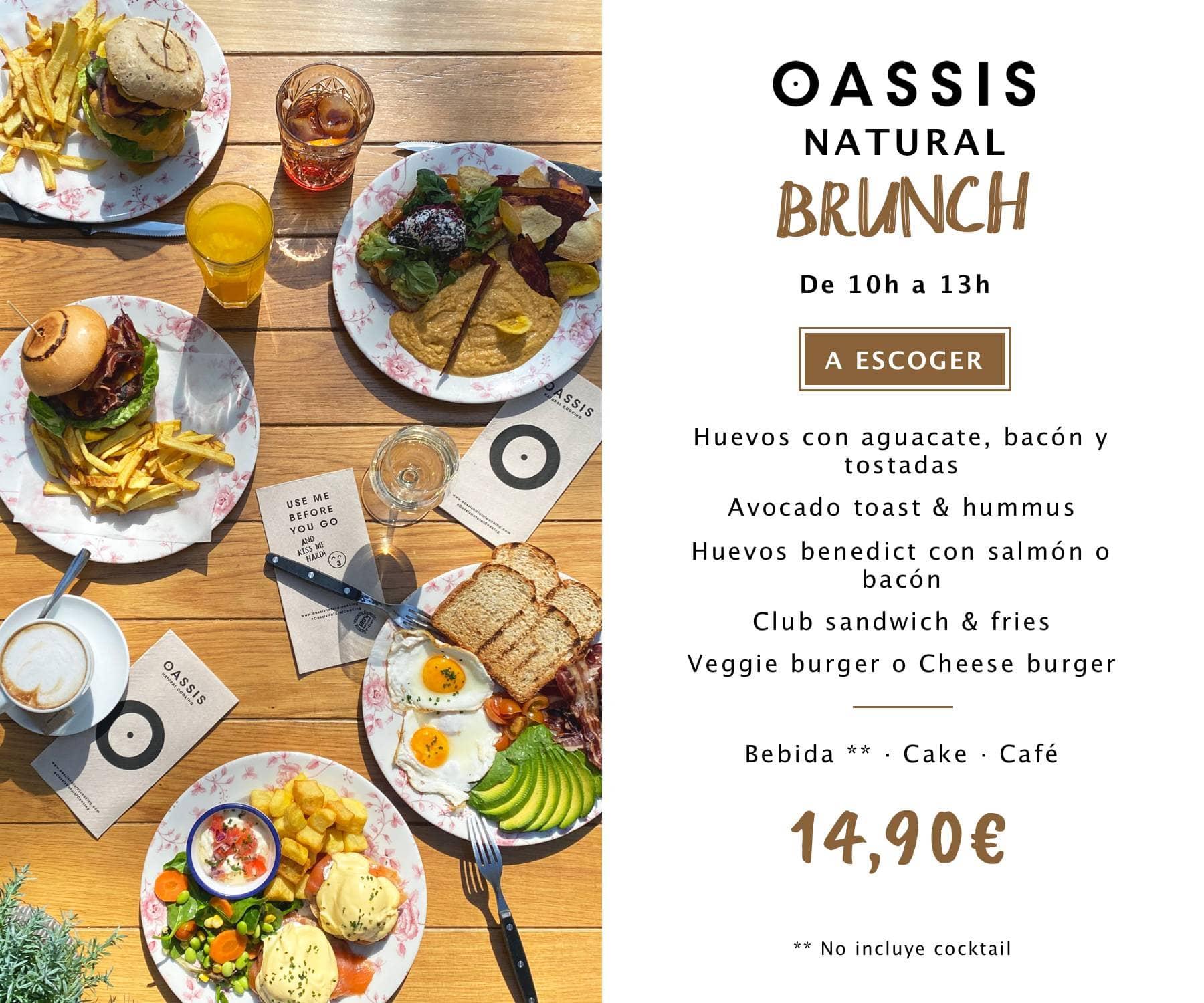OASSIS Brunch